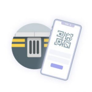 QR code authentication